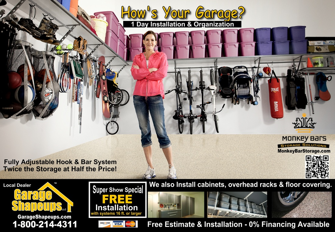 Picture. xxxxxxx   Huntsville Madison Garage Storage and Flooring