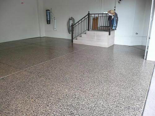 poxy Garage Flooring - Huntsville.Madison Garage Storage and Flooring - ^
