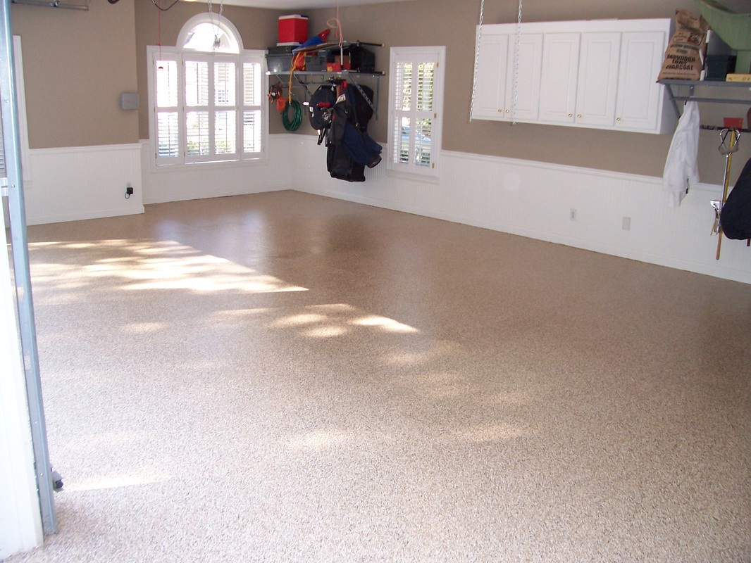 Epoxy Garage Flooring Huntsville Garage Shapeups