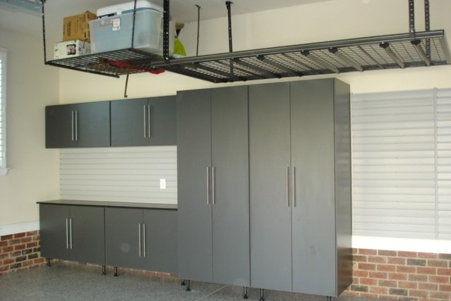 ... Or Combine Closed Cabinets And Open Shelves In Different Ways. We Can  Even Configure This System For A Laundry Room, Closet Or Basement.