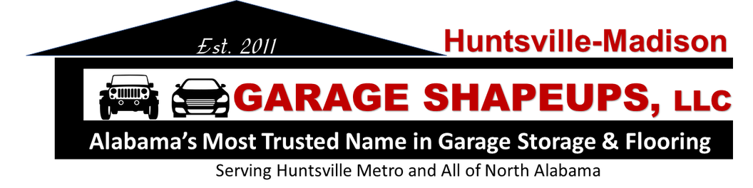 HUNTSVILLE.MADISON GARAGE FLOORING